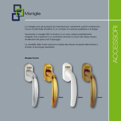 Catalogo finestre e serramenti in pvc schuco by d v by - Catalogo inferriate per finestre ...