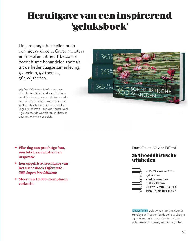 Uitgeverij Lannoo Brochure Voorjaar 2014 By Uitgeverij
