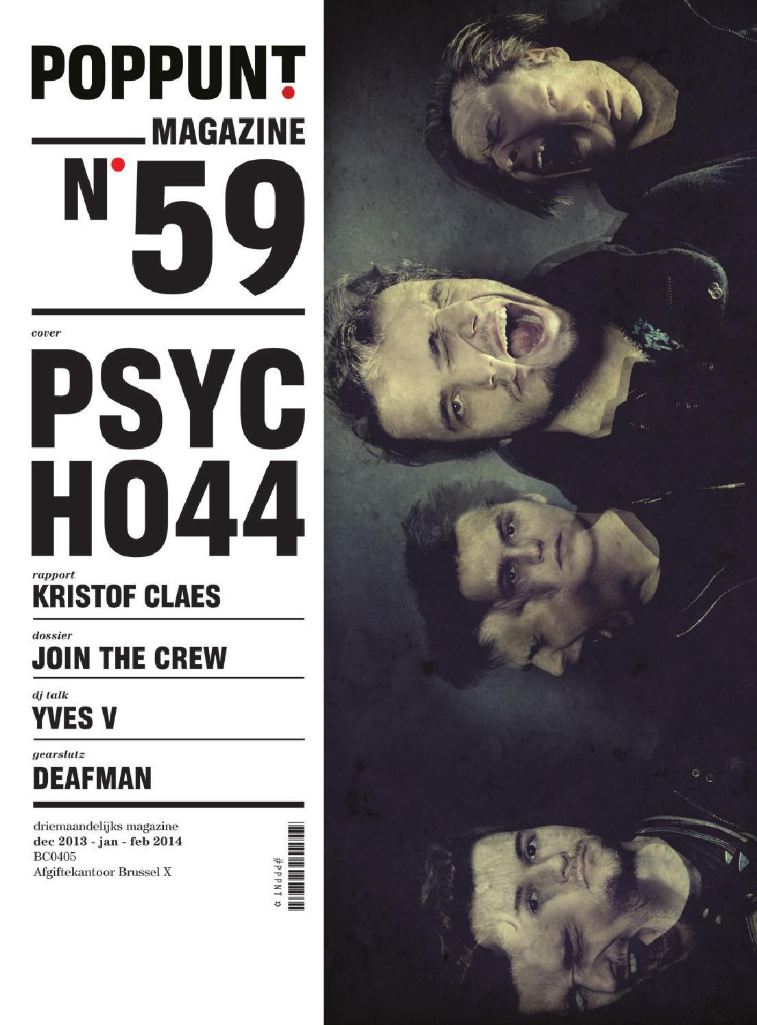 4db350b3524e1c Poppunt Magazine 59 by Poppunt - issuu