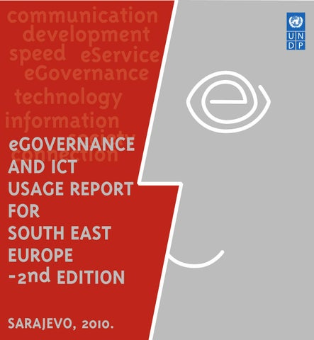 Egovernance and ict usage report for south east europe 2nd edition egovernance and ict usage report for south east europe 2nd edition sarajevo 2010 fandeluxe Images