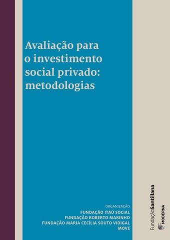 Avaliao para o investimento social privado metodologias by fundao roberto marinho tem como misso a mobilizao de pessoas e comunidades por meio da comunicao de redes sociais e parcerias fandeluxe Gallery
