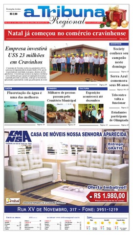 e92b5af804d jornal A Tribuna Regional de Cravinhos by Leandro Cavalcanti - issuu