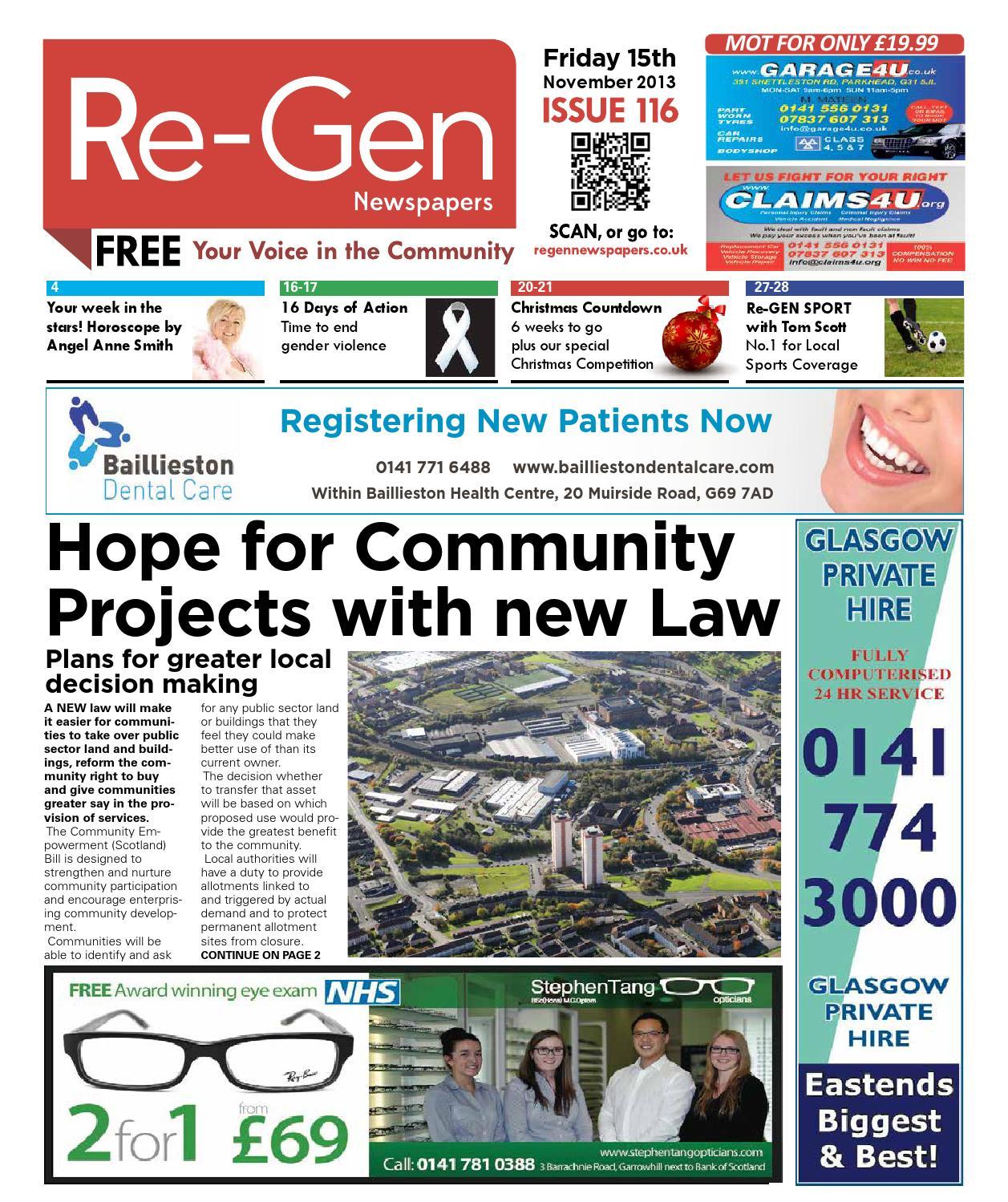 06c6a912ccf Issue 116 by The Genn Newspaper - issuu