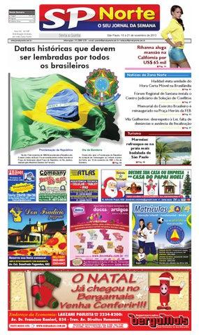 Jornal SP Norte 587 by Grupo SP de jornais - issuu ac567cd0eb7