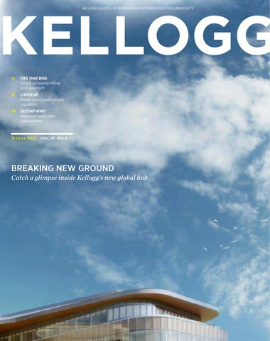 Alumni Newsletter   Kellogg School of Management Pinterest