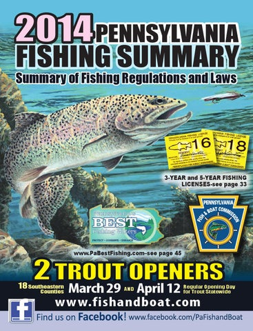 Fishing licenses regulations pennsylvania fish and autos for Pa lifetime fishing license