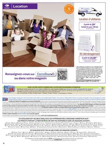 Catalogue Carrefour   13 30.11.2013 By Joe Monroe   Issuu