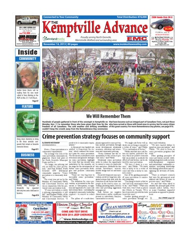 Kemptville111413 by metroland east kemptville advance issuu page 1 fandeluxe Image collections