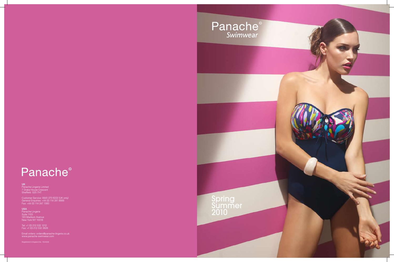 Panache SW0403 Swimwear Amalfi Bikini Hipster Pant