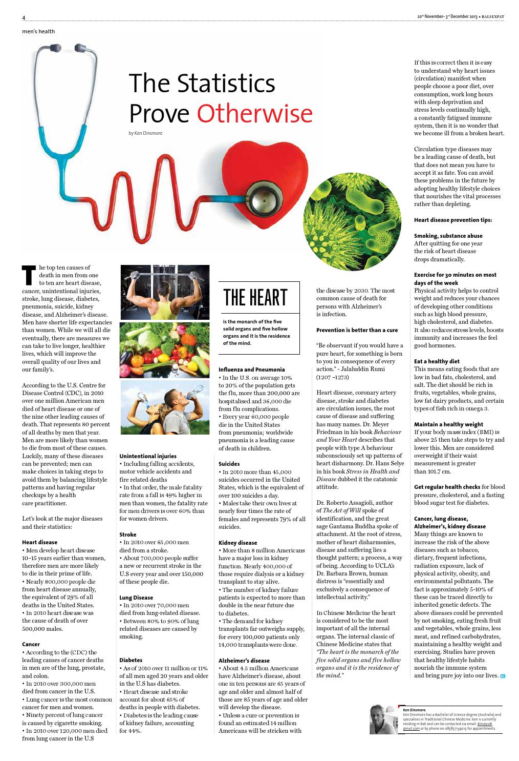 Bali Expat Issue 36 Men By Bali Expat Issuu