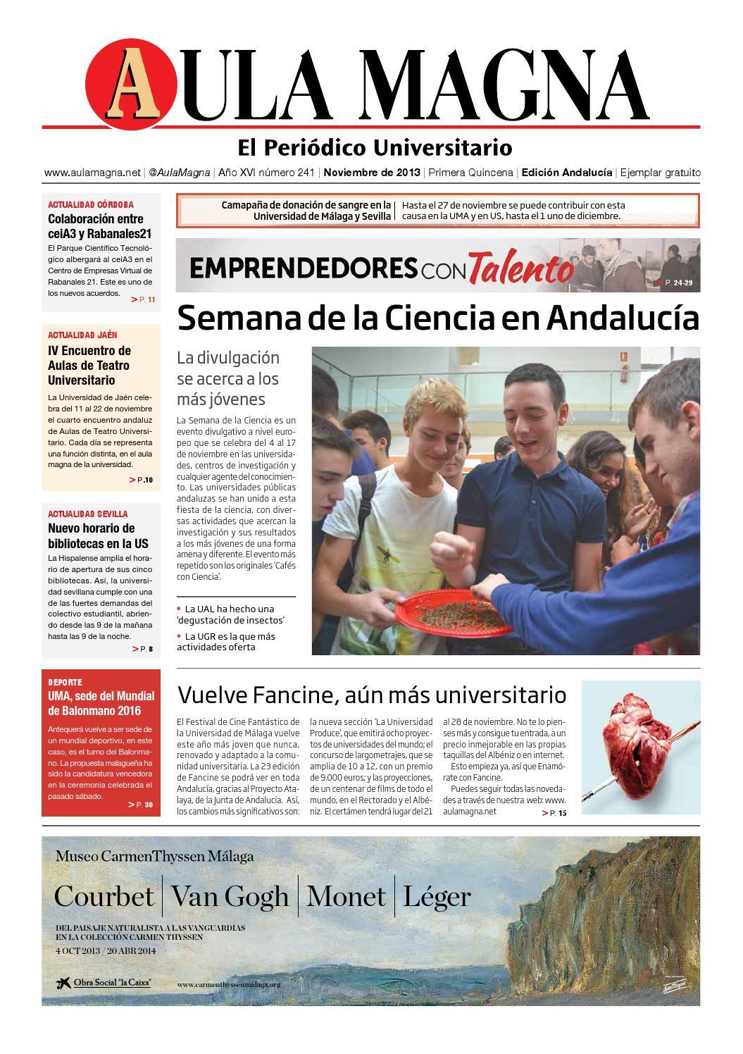 241 - Aula Magna - Andalucía by Aula Magna - issuu ccc600731c9d8