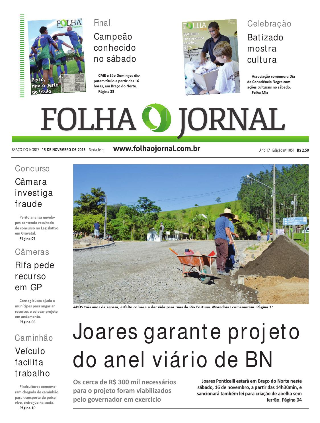 1051 by Folha do Vale - issuu d513e46e48c49