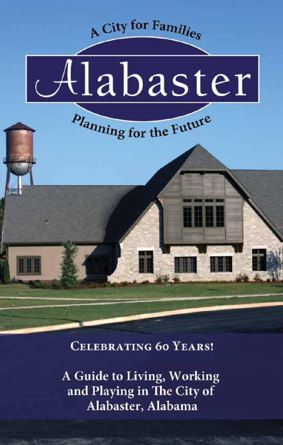 Alabaster City Guide 2013 1st By Jbmc Media Issuu