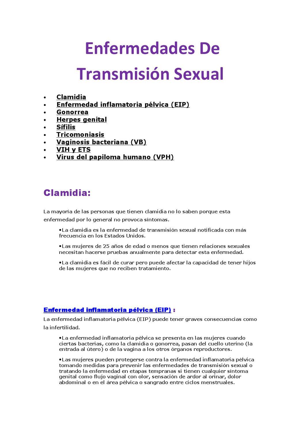 sintomas de sifilis y gonorrea en la mujer
