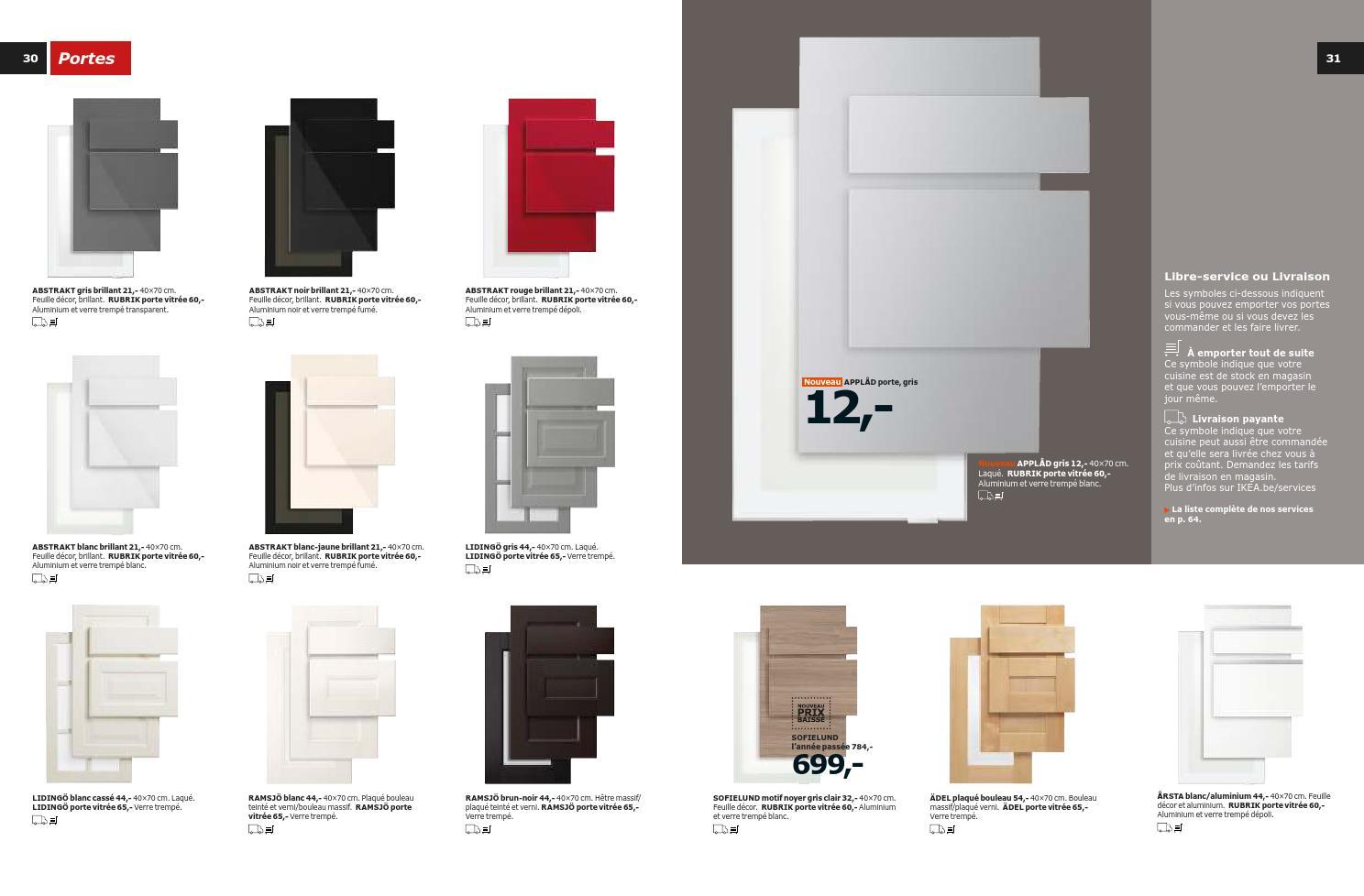 Porte Laque Blanc Ikea catalogue ikea cuisine 2014 fr completeadclick bvba - issuu