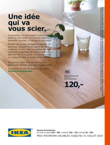 Catalogue Ikea Cuisine 2014 Fr Complete By Adclick Bvba Issuu