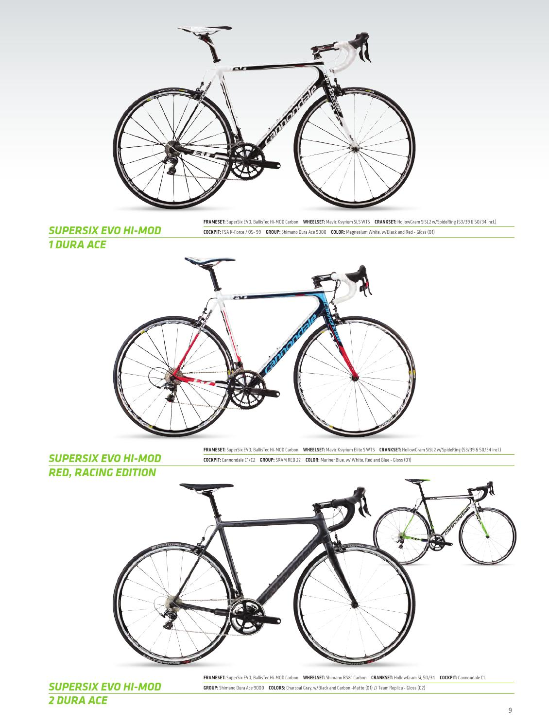 2014 Cannondale Bike Catalog by Cannondale_GLOBAL - issuu