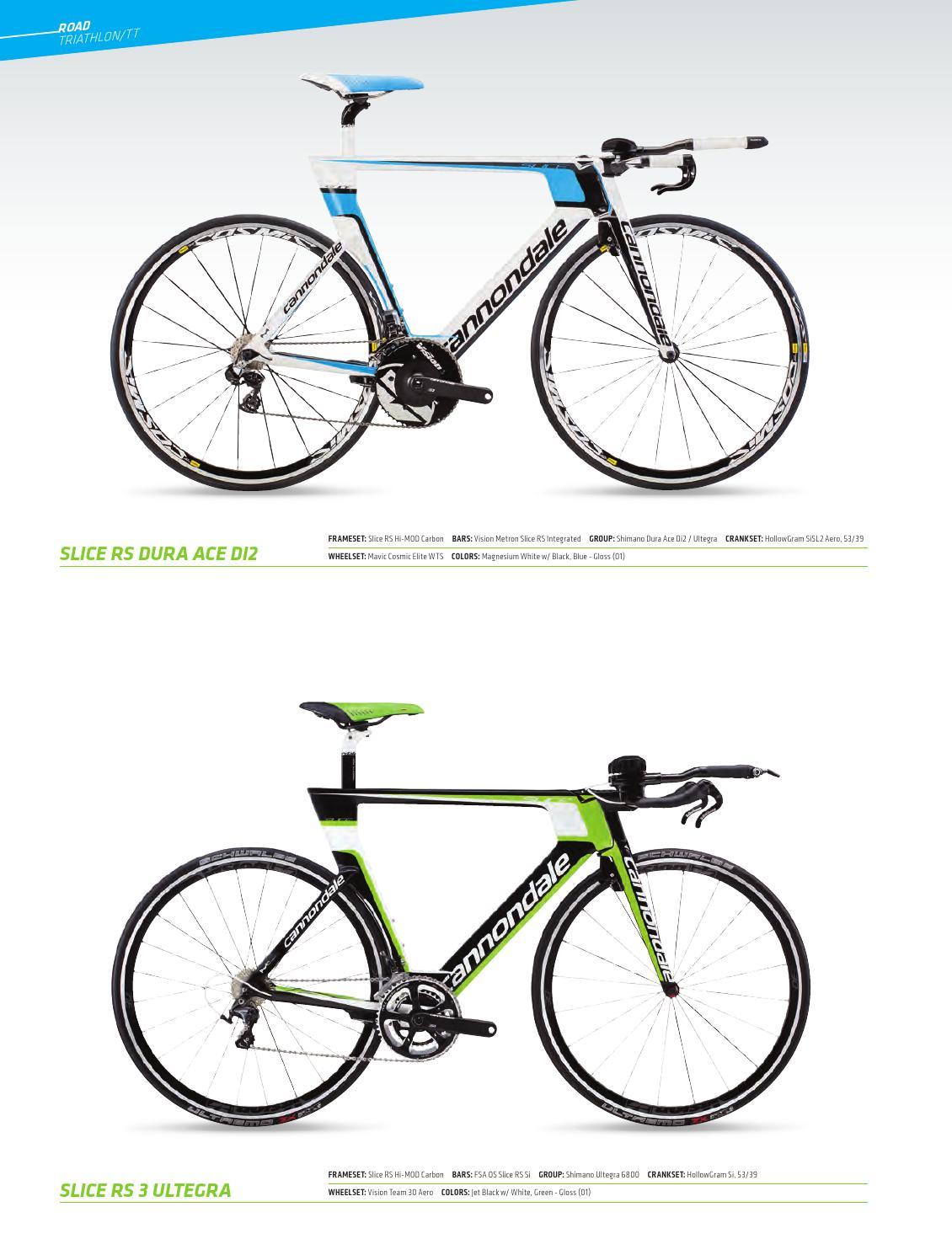 ffd02e5280e 2014 Cannondale Bike Catalog by Cannondale_GLOBAL - issuu