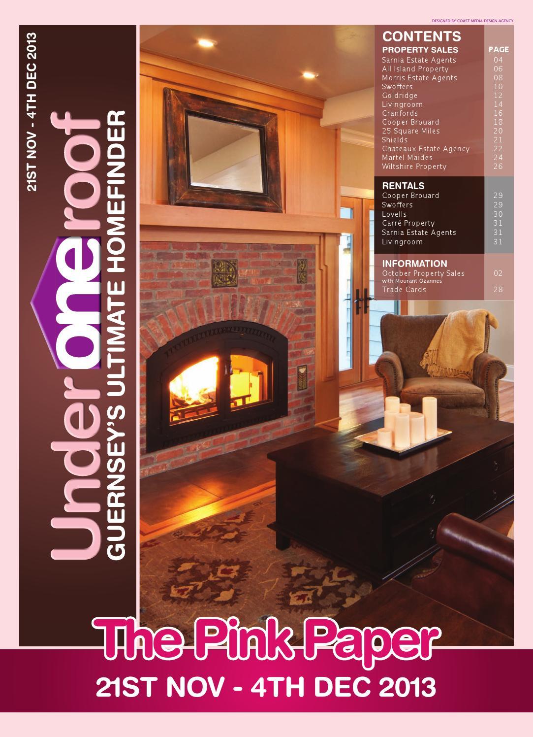 UnderOneRoof 21st November 2013 Issue By Coast Media