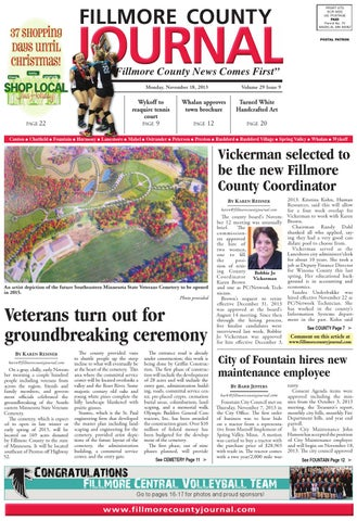 9294f516bfef Fillmore County Journal 11.18.13 by Jason Sethre - issuu