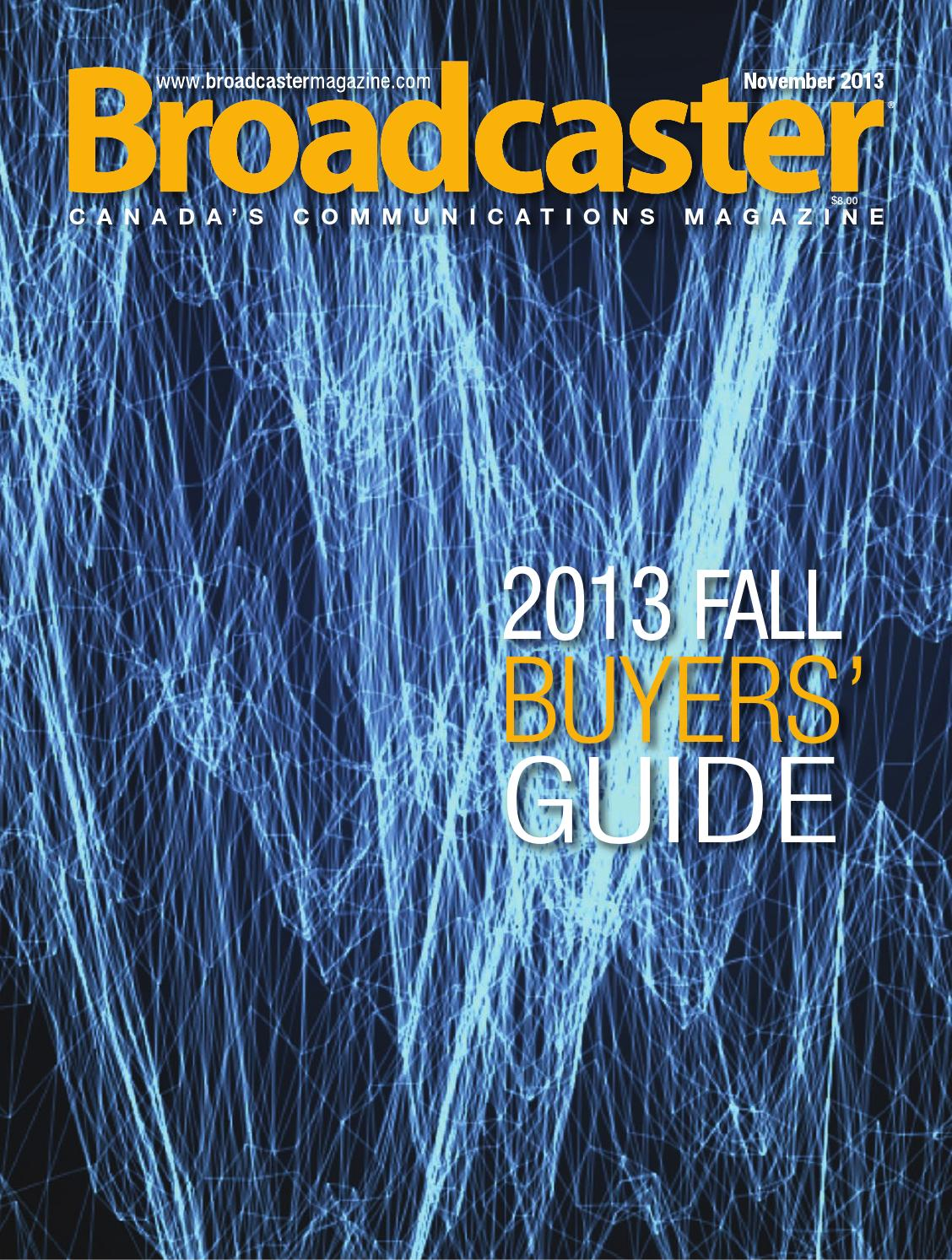 Brc2013nov01 by Annex-Newcom LP - issuu
