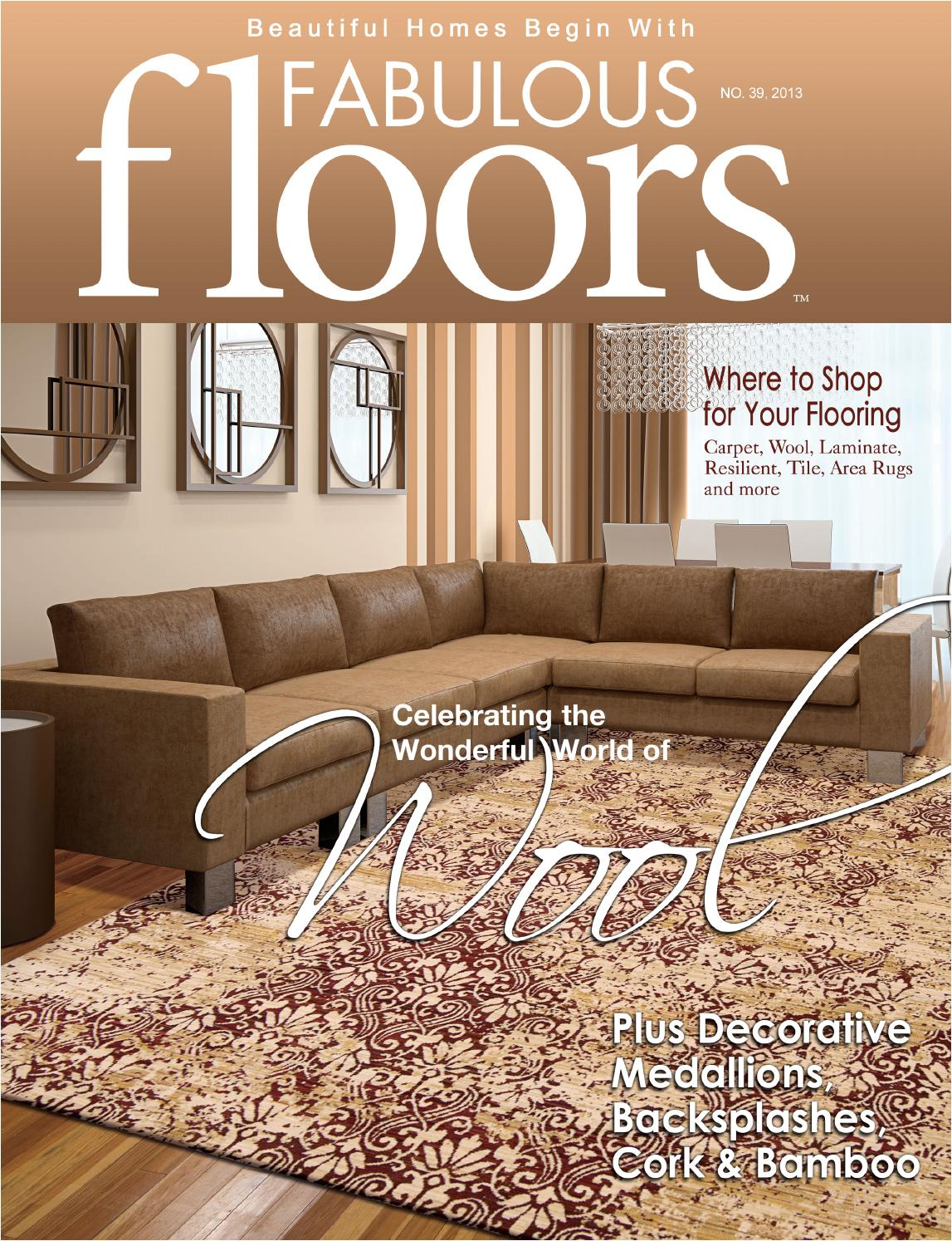 FABULOUS FLOORS MAGAZINE By Fabulous Floors Magazine