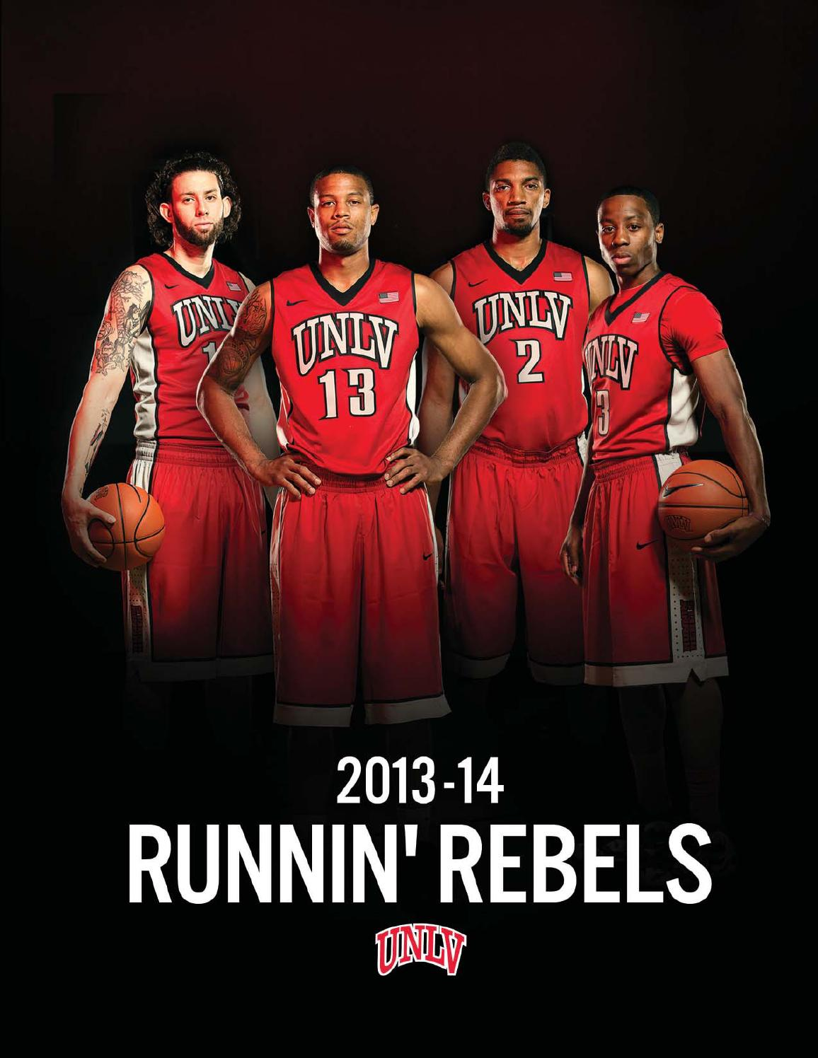 ec090f69e 2013-14 UNLV Men s Basketball Media Guide by UNLV Sports Information - issuu