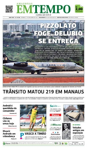 891ee8d5e9 EM TEMPO - 17 de novembro de 2013 by Amazonas Em Tempo - issuu