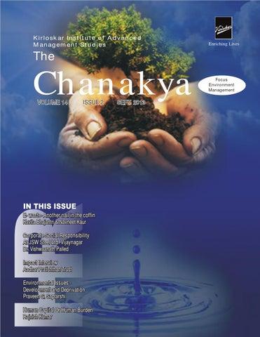 Chanakya september 2013 by KIAMS - issuu