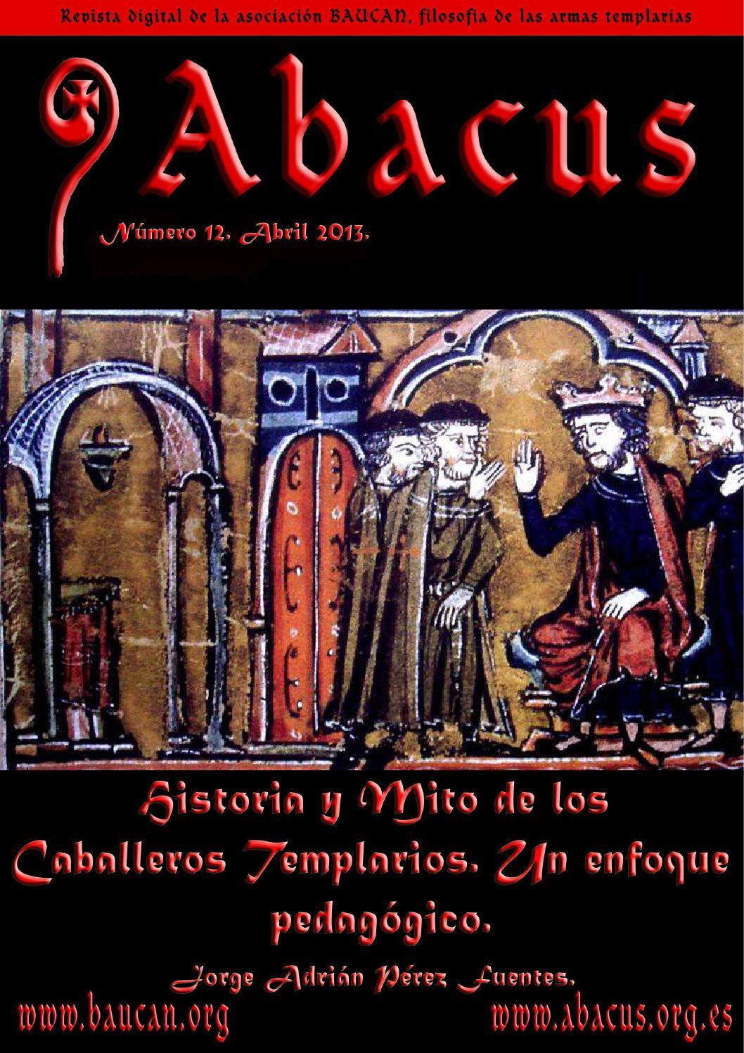 Abacus número 12 by ABACUS REVISTA DIGITAL - issuu