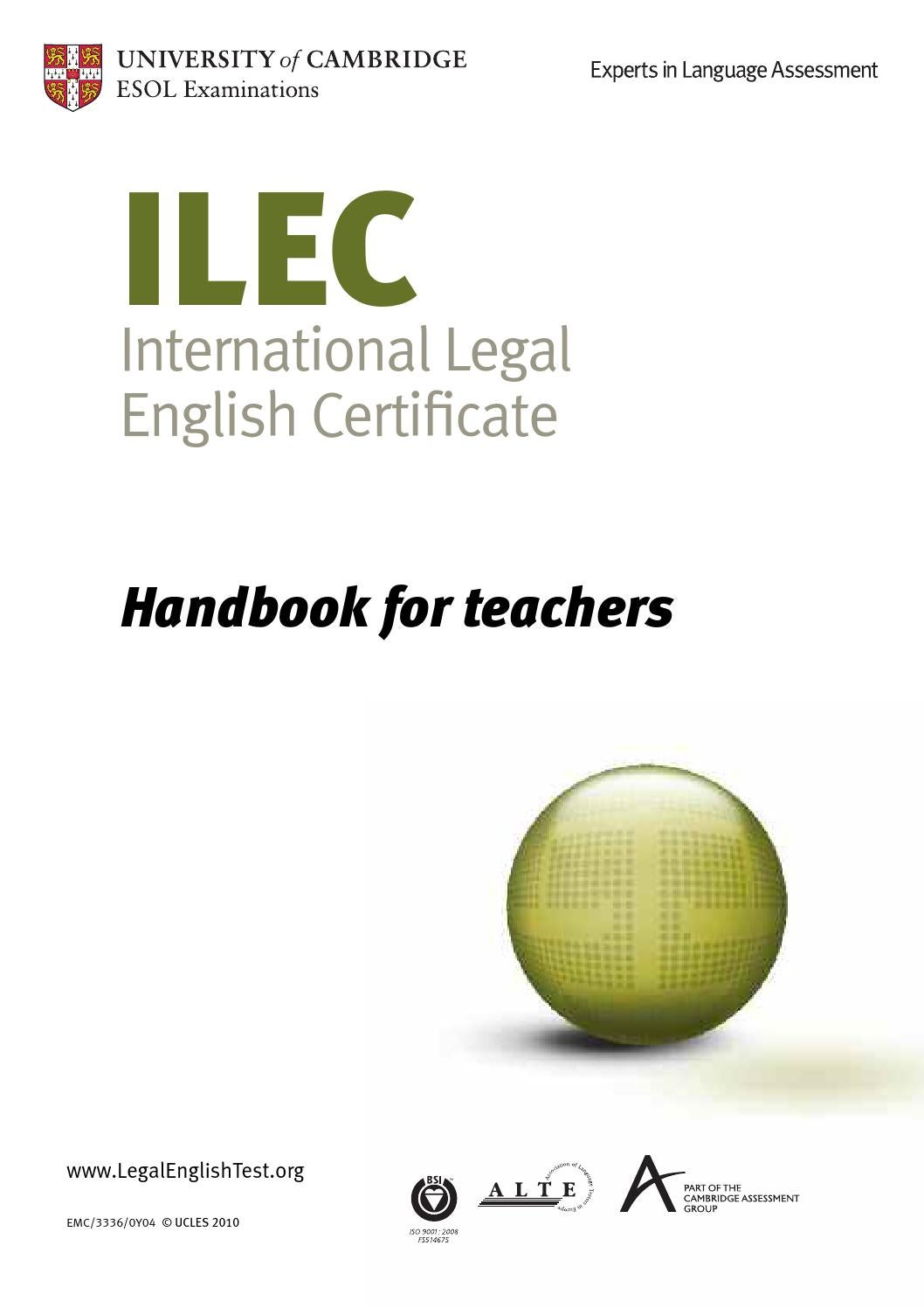 Ilec handbook by jorgeadm2000 issuu 1betcityfo Images