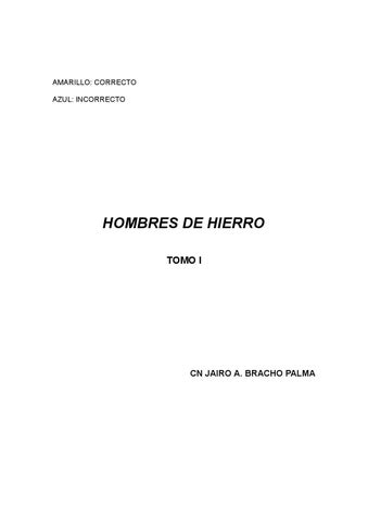 97343b6d02d4 HOMBRES DE HIERRO (Tomo I)