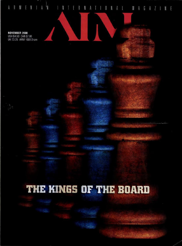 Hokis jegtancosnak all 664 - The Kings Of The Board November 2000 By Armenian International Magazine Issuu