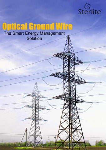 Opgw brochure 131116 by Sterlite Communications - issuu