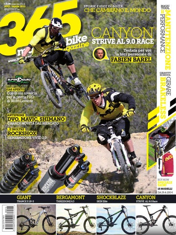 212ba8d65cc9f 365 mountain bike magazine - Aprile 2013 n.15 by Unit Editrice ...