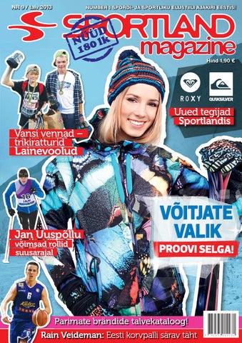 61a90afbcc5 Sportland Magazine #9 by Sportland Eesti - issuu