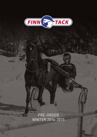 Finn-Tack Pre-Order Catalog Winter 2014-2015. by horze 0459f64976