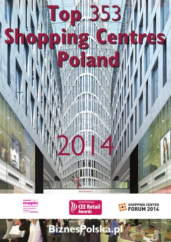 Topshopctrpoland 2014 Final Pdf By Biznespolska Cee Business Media