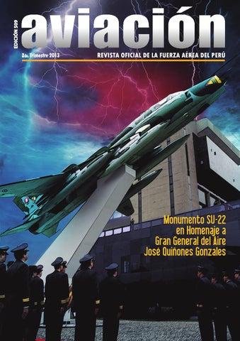 Revista Aviación 509 by Fuerza Aérea del Perú - issuu