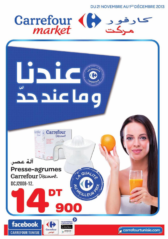 Catalogue Carrefour Market Les Produits Carrefour By