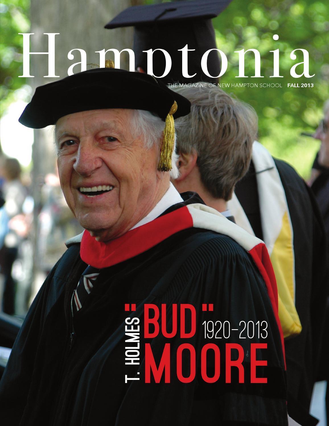 78f7c37e69e Fall 2013 Hamptonia  The Magazine of New Hampton School by New Hampton  School - issuu