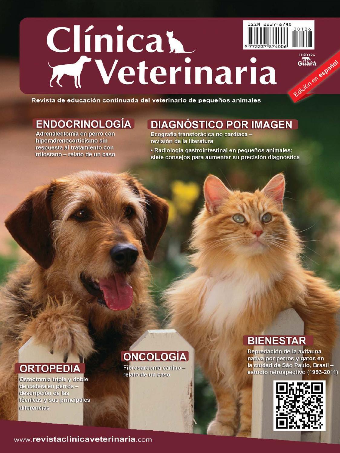 Clínica Veterinaria n. 106 by Revista Clínica Veterinária - issuu