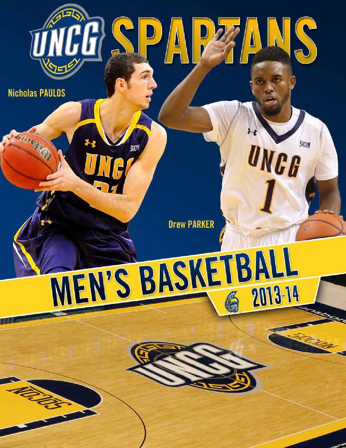 2013-14 UNCG Men s Basketball Digital Guide by UNCG Athletics - issuu db24b8d5b