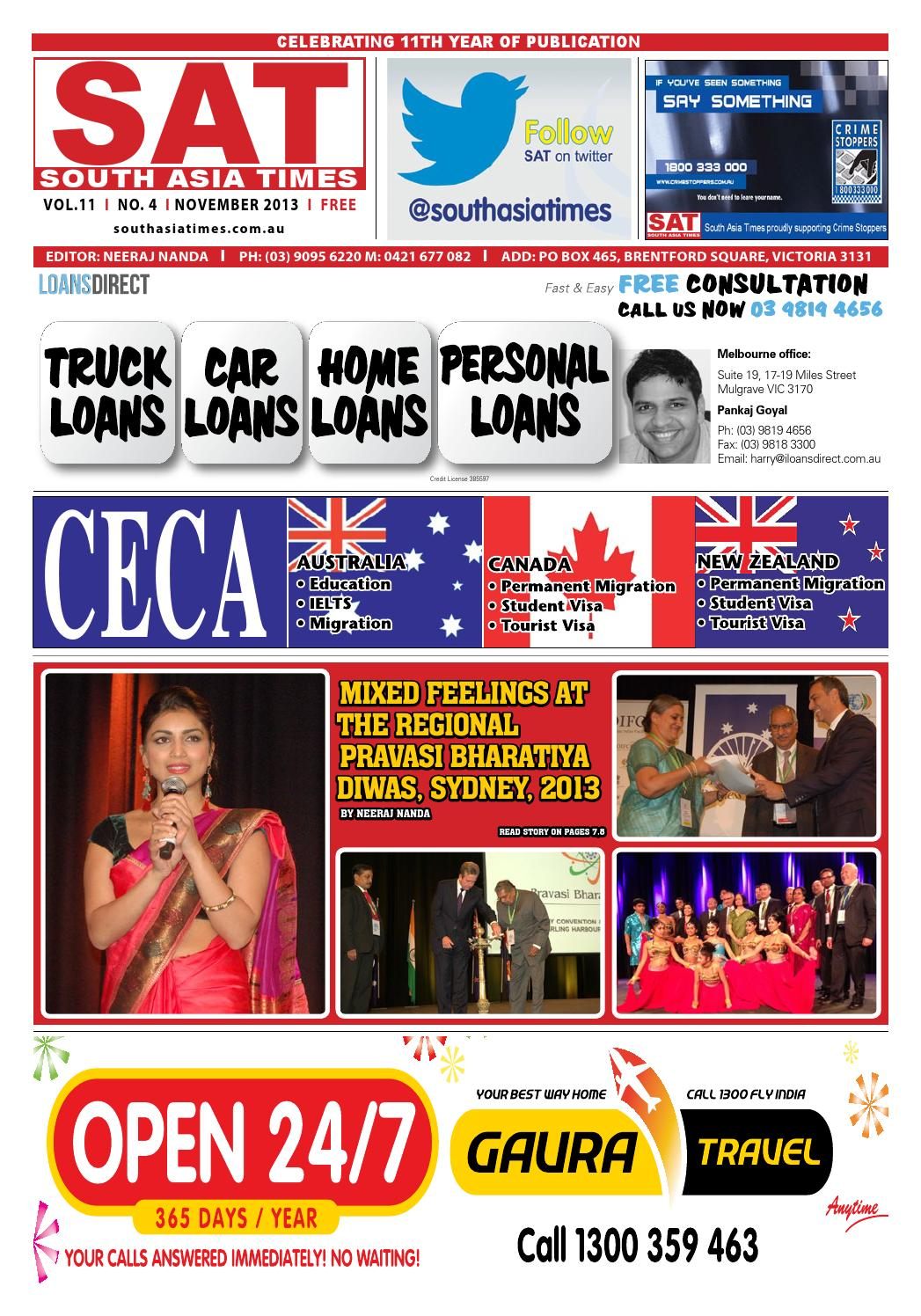 Sat november 2013 final by South Asia Times - issuu
