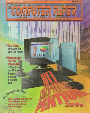 1997 02 the computer paper bc edition by the computer paper issuu page 1 fandeluxe Choice Image