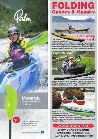 ThePaddler 14 November 2013 WW Kayak Cover by The Paddler