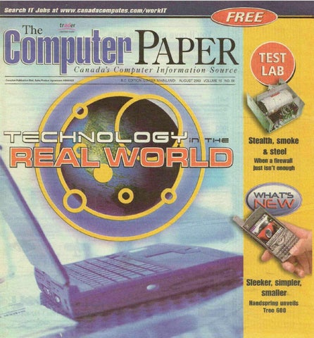 78b6d16cdc3 2003 08 The Computer Paper - BC Edition by The Computer Paper - issuu