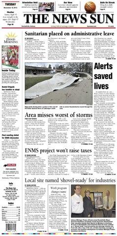 The News Sun – November 19, 2013 by KPC Media Group - issuu