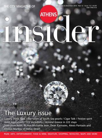 Insider 112 - November December 2013 by Insider Publications - issuu 1d665c7584d8