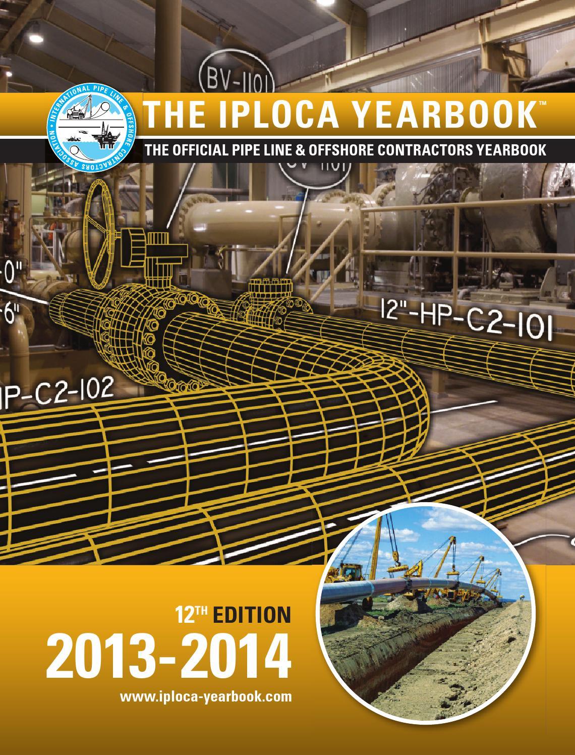 IPLOCA Yearbook 2013 2014 By Pedemex BV Issuu